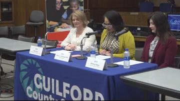 Guilford County Schools increase pay for certain workers