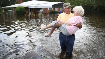 Florence Caused $17 Billion In Damage In NC According To New Estimates