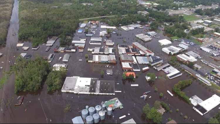 Six Months After Florence, NC Continues to Rebuild