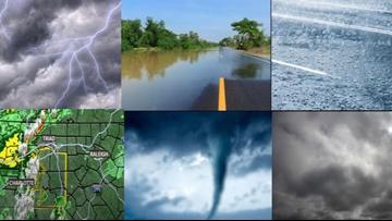 LIVE RADAR | Tracking Rain Across The Piedmont Triad