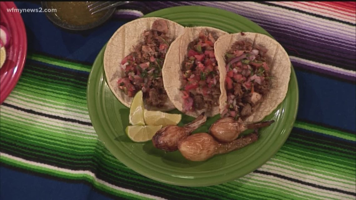 Cooking Mexican favorites at home