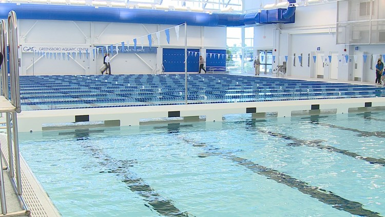 Greensboro Aquatic Center to host 2021 US Paralympics Swimming Championship