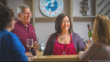 New winery opens in the Triad