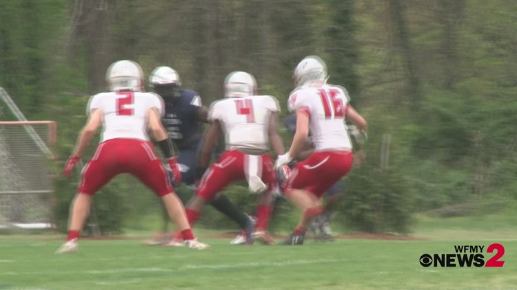 Friday Football Fever: Page vs Grimsley