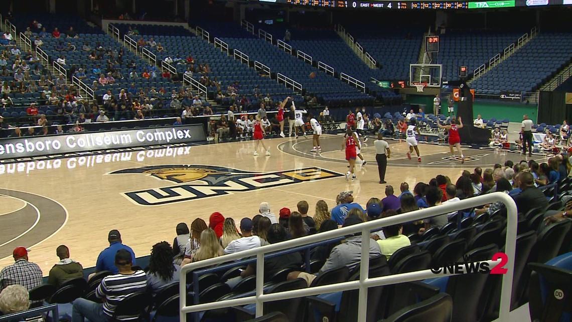 East-West Girls All-Star Basketball Highlights