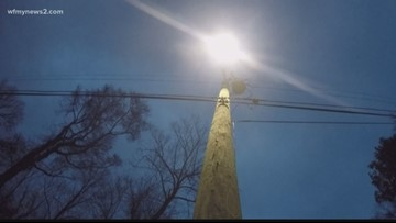 Streetlights Are usually Fine, Unless They're Shining Directly Into Your Home