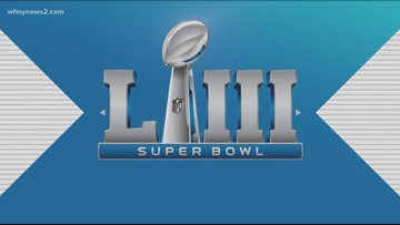 Countdown to Super Bowl LIII on WFMY News 2