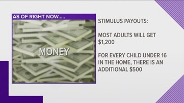 Who exactly is going to get a stimulus check?