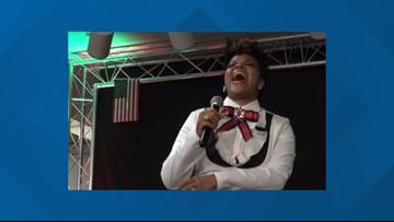 Greensboro Gospel Singer, At Long Last, Earns Nashville Record Deal
