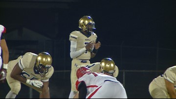 NCHSAA State Football Playoff Scores & Highlights