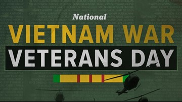 Vietnam War Veterans Day: Never Forget
