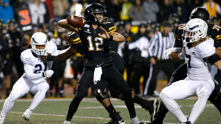 App State Enters College Football Playoff Rankings For First Time Ever
