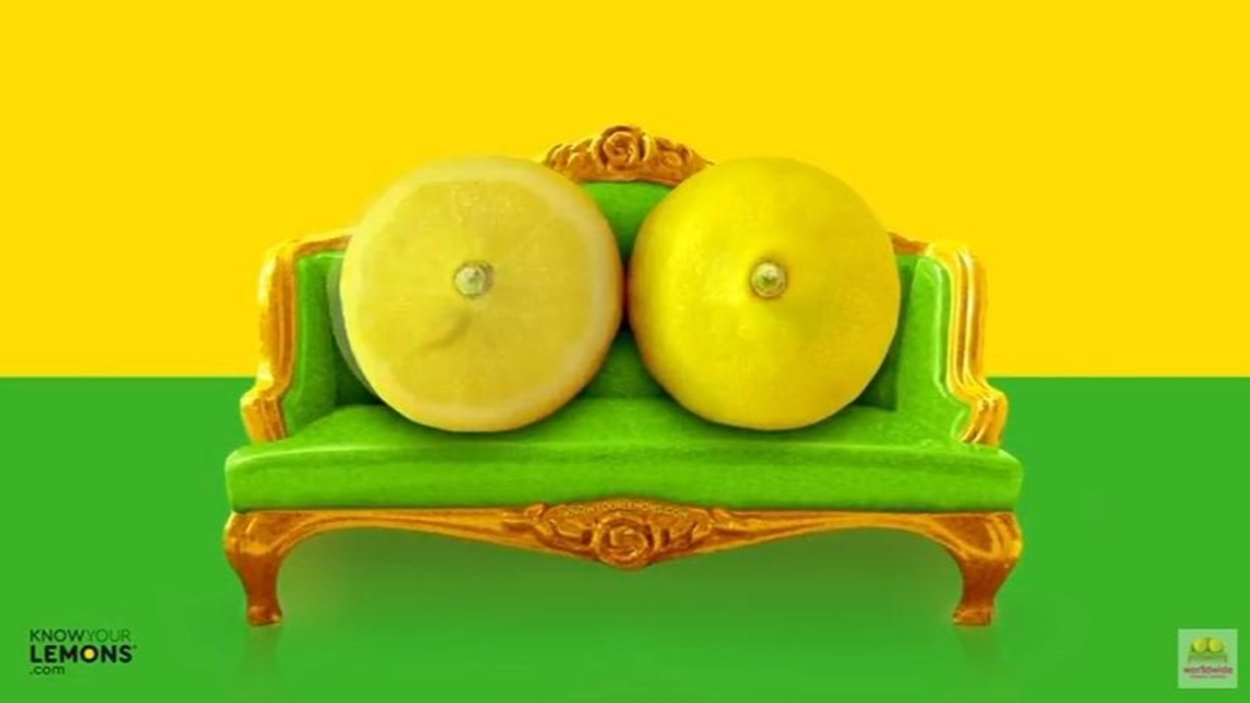 Why You Should Touch Your Lemons Wfmynews2 Com