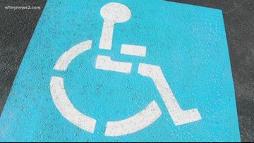 VERIFY: Can Police Legally Park In A Handicap Spot?