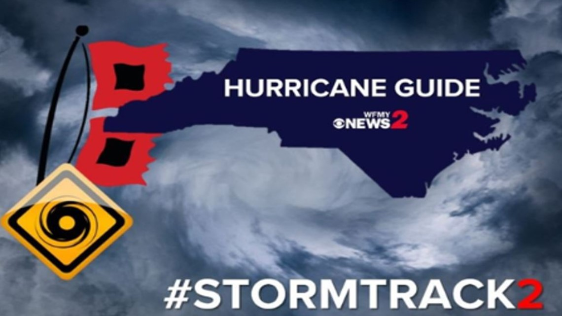 North Carolina Hurricane Guide   Vital safety and emergency information