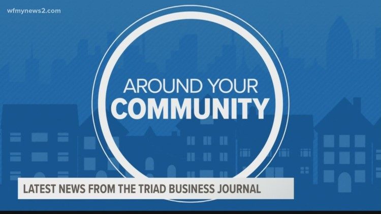 This week's top news from the Triad Business Journal