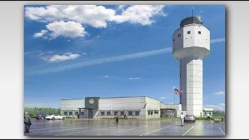New State-of-the-Art Air Traffic Control Tower to Be Built at PTI in Greensboro