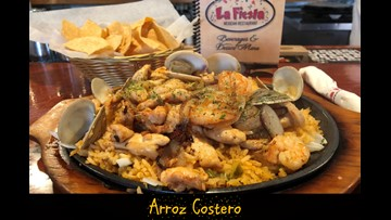 Father's Day Meals with La Fiesta