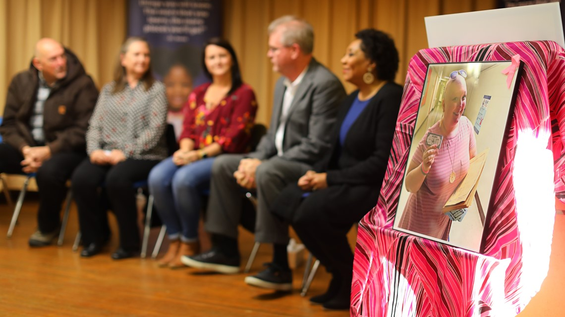 Teacher Who Died Of Breast Cancer Helps School Get 10k Grant