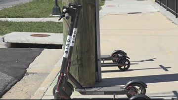 City Of Winston-Salem Temporarily Bans Bird Scooters