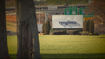 $3.6 million in incentives approved for Syngenta by Greensboro City, Guilford County Commissioners