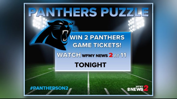 The Panthers Puzzle Is Back! Here's How To Win Panthers
