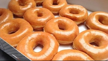 Krispy Kreme is Reopening its High Point Store and They're Hiring