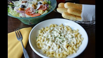 Unlimited Pasta-bilities with Olive Garden's Pasta Bar