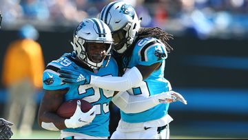 BLOG | Panthers Get Complete Performance In 36-21 Win Against Baltimore