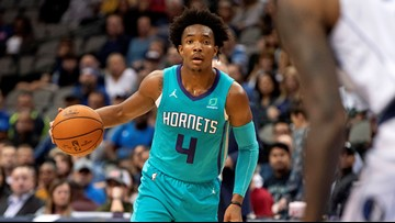 Hornets Assign Devonte' Graham To Greensboro Swarm