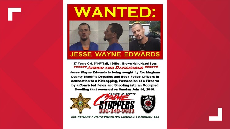 JESSE WAYNE EDWARDS, 37,