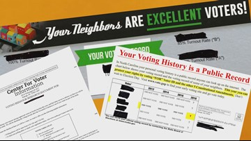 Check Your Mail! You Might Have A 'Voter Shaming' Flyer