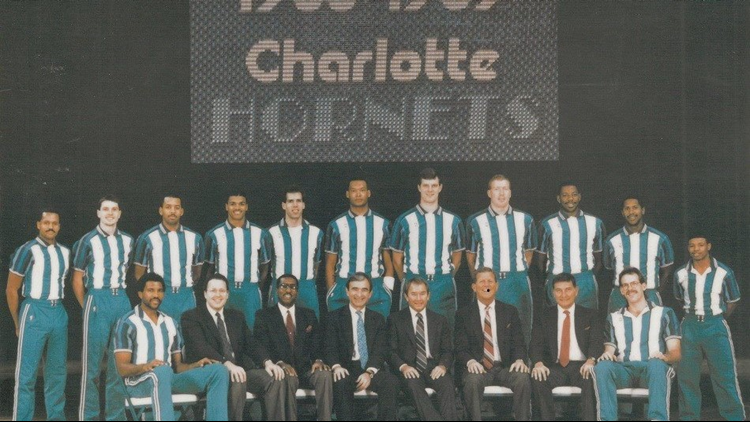 1314f132286 November 4, 1988 | Original Charlotte Hornets Play First Game In Franchise  History