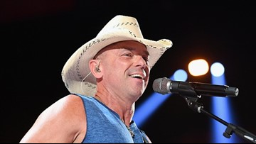 Kenny Chesney Coming To Greensboro For 'Songs For The Saints' Tour