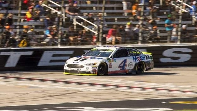 Kevin Harvick Stripped Of Berth In Nascar S Championship Race After