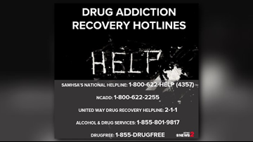 LIST | Drug Addiction Hotlines, Get Help Now With Recovery Resources