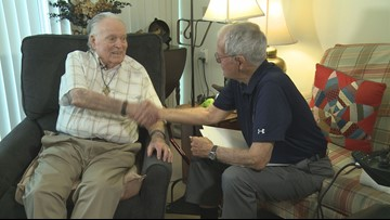 Keep Their Stories Alive: A Veteran's Race Against Time To Preserve WWII
