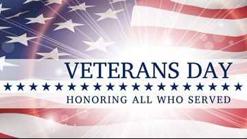 LIST | Veterans Day 2018 Parades, Tributes And Deals