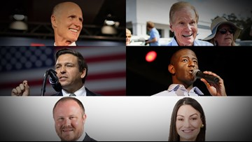 Ron DeSantis To Become Florida's Next Governor, Two Other Races Go To Manual Recount