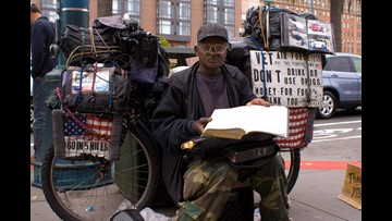 Here's How You Can Help Homeless Veterans