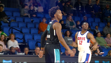 Devonte' Graham Named NBA G League Player Of The Week