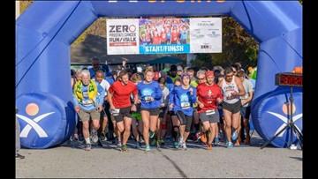 2018 ZERO Prostate Cancer Run And Walk in Greensboro