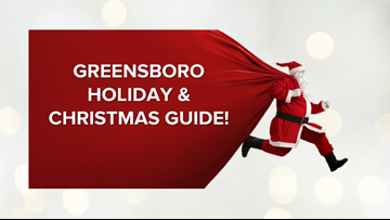 EVENT LIST | WFMY News 2's Greensboro Holiday Family Fun Guide