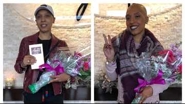 Triad Salons Surprise Cancer Survivors With Makeovers