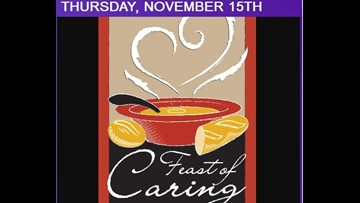 Here's Soup For You! Join WFMY News2 At The Feast Of Caring