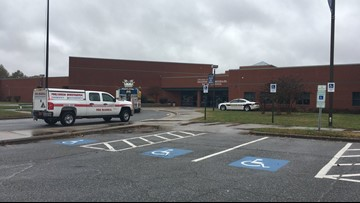 Fire At McMichael High School Forces Evacuation; All Students Safe