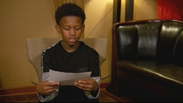 12-Year-Old NC Boy Writes Goodbye Letter to Family During School Lockdown