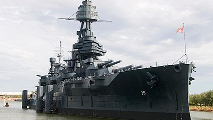 You Can Now Go On An 'Overnight Ghost Hunt' On Battleship Texas