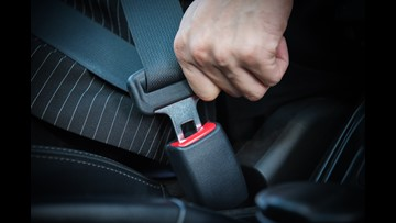 Be Thankful for Your Seat Belt, 'Click it or Ticket' This Thanksgiving