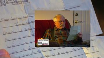 'Dear Serviceman': Veteran Meets Stranger Whose Letter 'Got Him Through' Vietnam